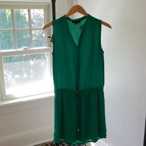 Dalia Dress Green Size S